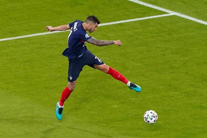 Лукас ЭРНАНДЕС: «В сборной Франции собраны таланты в каждой линии»