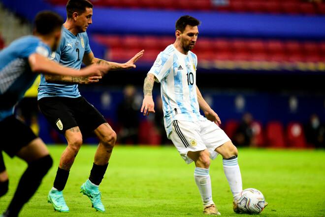 Аргентина – Уругвай – 1:0. Видео гола и обзор матча