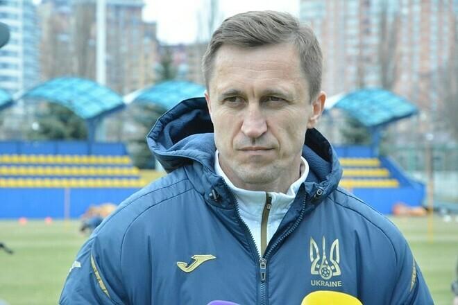 Наставник юнацької збірної України може очолити клуб Другої ліги