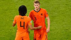 ДЕ ЛІГТ: «Збірна Нідерландів стала більш впевненою в своїх силах»