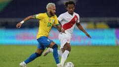 Бразилия разгромила Перу на Кубке Америки
