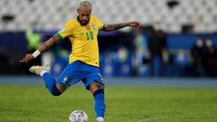 Бразилия — Перу — 4:0. Видео голов и обзор матча