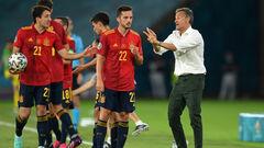 Де дивитися онлайн матч Євро-2020 Іспанія - Польща