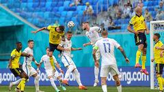 Швеция – Словакия - 1:0. Видео гола и обзор матча