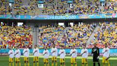 Україна – Австрія. Текстова трансляція матчу