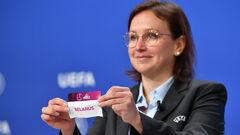 УЕФА отказался проводить в Беларуси любые мероприятия под своей эгидой