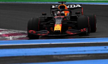 Випередив Хемілтона. Ферстаппен виграв кваліфікацію Гран-прі Франції