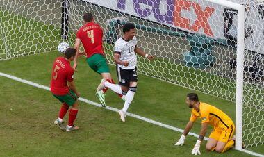 ВИДЕО. Второй автогол подряд! Германия вышла вперед в матче с Португалией