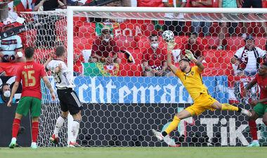 Бундестім розібрався з чемпіоном. Збірна Німеччини обіграла Португалію