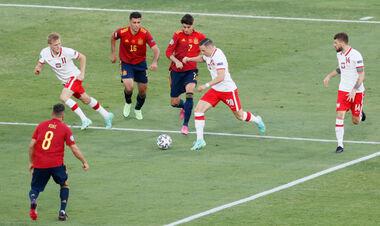 Испания - Польша. Видео голов и обзор матча (обновляется)