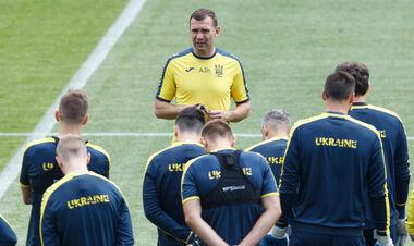 Андрей ШЕВЧЕНКО: «Ни Украина, ни Австрия не будут играть на ничью»