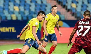 Колумбия - Перу. Прогноз и анонс на матч Копа Америка