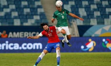 Чили– Боливия– 1:0. Видео гола Бреретона и обзор матча