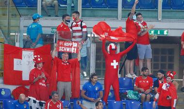 Швейцария – Турция. Прогноз на матч Артема Федецкого