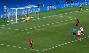Испанцы реализовали в финальных турнирах ЧЕ только 5 пенальти из 10