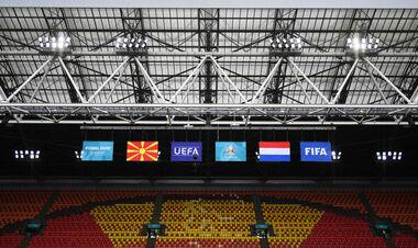 Северная Македония – Нидерланды. Текстовая трансляция матча