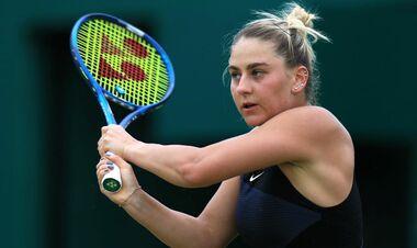 Костюк пробилась в основу травяного турнира WTA в Истборне