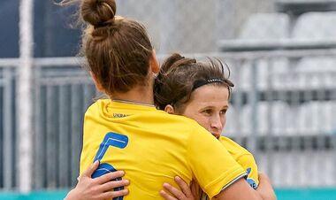 Жіноча збірна України з пляжного футболу посіла п'яте місце в Євролізі