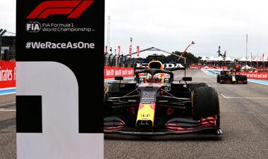 Общий зачет Формулы-1. Ферстаппен уходит в отрыв от Хэмилтона