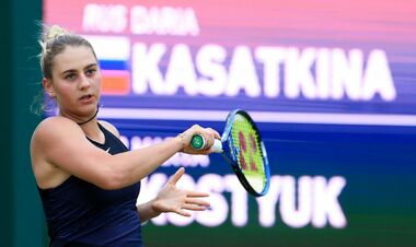 Костюк узнала первую соперницу в основной сетке турнира в Истборне