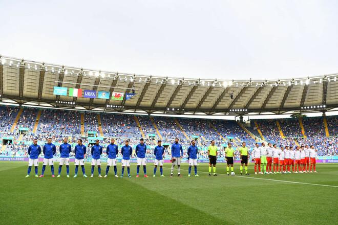 Італія – Уельс – 1:0. Текстова трансляція матчу