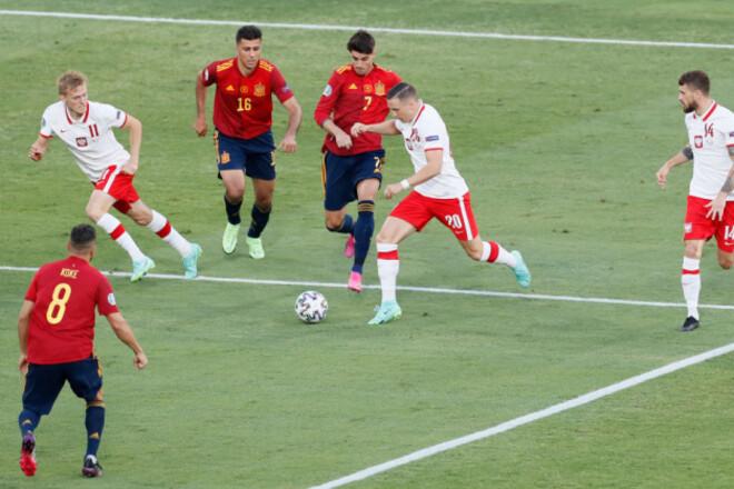 Испания - Польша - 1:1. Видео голов и обзор матча