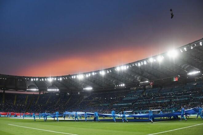 Где смотреть онлайн матч Евро-2020 Италия – Уэльс