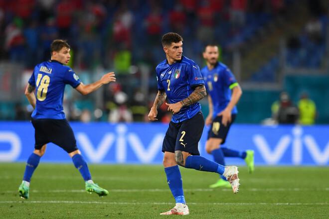 Италия – Уэльс. Прогноз на матч Артема Федецкого