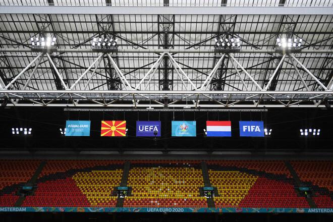 Северная Македония – Нидерланды – 0:3. Текстовая трансляция матча