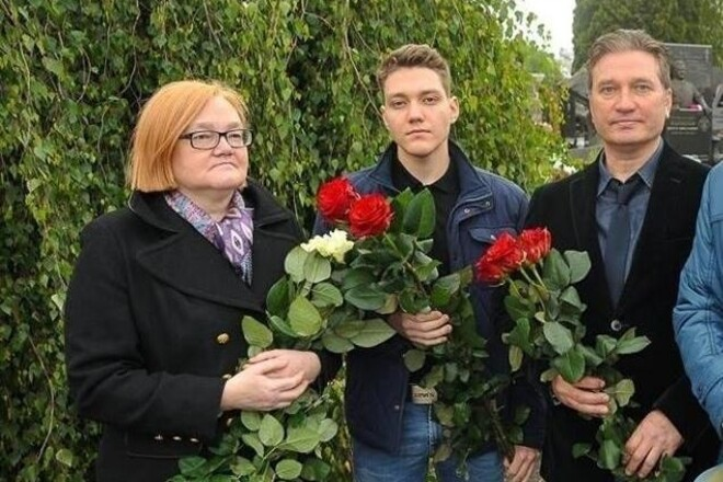 Внук Лобановского стал менеджером Динамо по работе с болельщиками