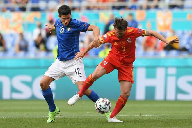 Италия — Уэльс - 1:0 - Видео и обзор матча - Евро - 20.06.2021 ⋆ СПОРТ.UA