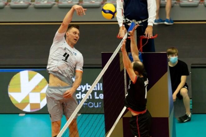 Эстония завоевала бронзу волейбольной Золотой Евролиги среди мужчин