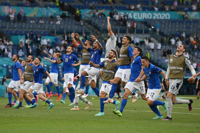 Італія зіграє з Україною? Група A завершила: хто на кого виходить