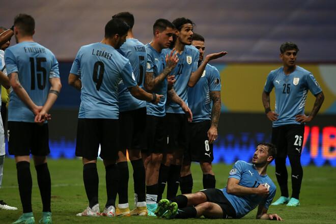 Уругвай - Чилі. Прогноз і анонс на матч Кубка Америки