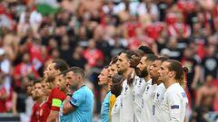 Угорщина - Франція - 1:1. Відео голів та огляд матчу
