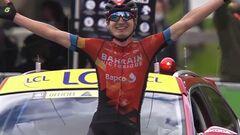 Неожиданно. Украинец Падун не попал в состав своей команды на Тур де Франс