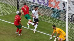 ВІДЕО. Другий автогол поспіль! Німеччина вийшла вперед в матчі з Португаліє