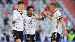 Португалия – Германия. Видео гола Хаверца
