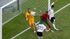 ВИДЕО. Четвертый пошел! Германия забила еще один гол в ворота Португалии