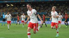 ВІДЕО. Звісно, Левандовськи. Бомбардир забив у ворота Іспанії