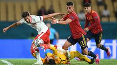 Поляки ще поборються: біло-червоні зіграли внічию з Іспанією