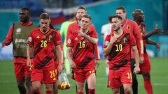Финляндия - Бельгия. Прогноз на матч Артема Федецкого