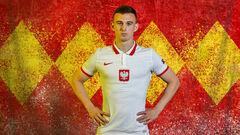 17-річний поляк Кацпер Козловські став наймолодшим гравцем в історії Євро