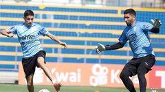 Уругвай - Чилі. Прогноз на матч Сергія Нагорняка