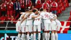 Россия – Дания – 1:4. Текстовая трансляция матча