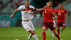 Швейцарія – Туреччина – 3:1. Відео голів та огляд матчу