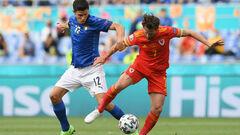 Италия – Уэльс – 1:0. Видео гола Пессины и обзор матча