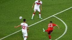 ВІДЕО. Шакірі забив у дев'ятку. Швейцарія подвоїла перевагу над Туреччиною