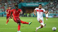 Перший гол на Євро виявився останнім. Туреччина в Баку програла Швейцарії