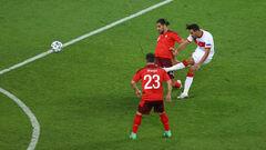 ВІДЕО. Туреччина відіграла один гол, але Шакірі оформив за Швейцарію дубль